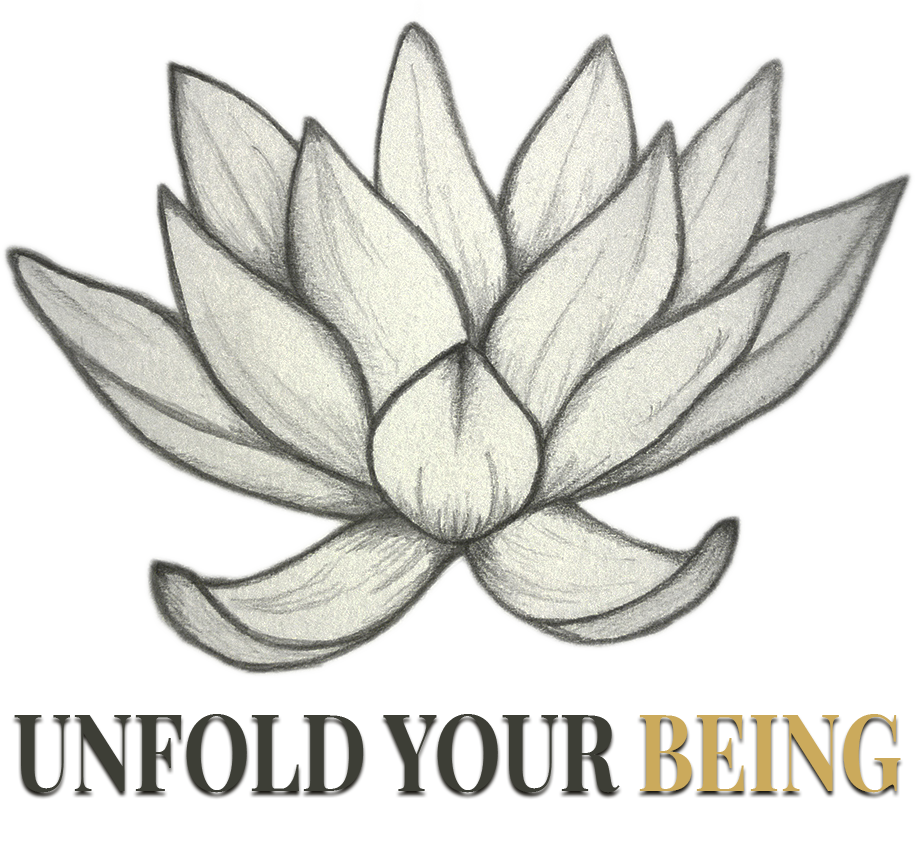 Unfold Your Being Logo